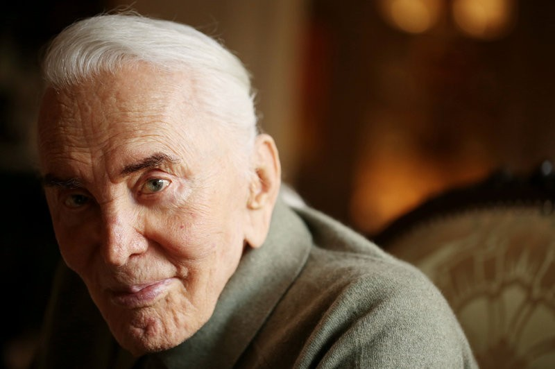 Hollywood 'Golden Age' film legend Kirk Douglas dead at age 103