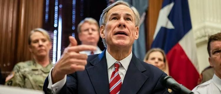 Gov. Greg Abbott orders Texans to prevent teams larger than 10; shuts bars, health clubs as well as dining establishments for dine-in