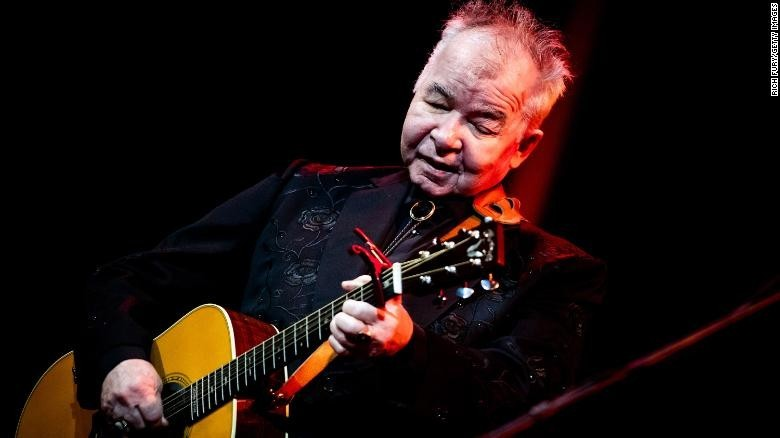 Singer-songwriter John Prine seriously ill with Covid-19
